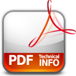 Icon pdf technicalInfo